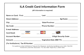 Authorization Letter For Proof Of Billing For Credit Card Aashe One Stop For Printable