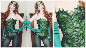 Halloween Poison Ivy Costume Diy Poison Ivy Costume Diy Homemade Poison Ivy Costume Ivy