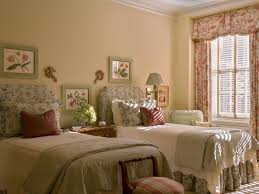 Bedroom Wall Of Curtains Interior Fascinating Modern Classic Bedroom With Brown Curtains