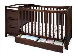 Foundations Mini Crib Baby Cribs Portable Colored Bohemian Newborn Storage Small Space