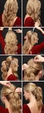 party hairstyles for long using step by step for 2017 party