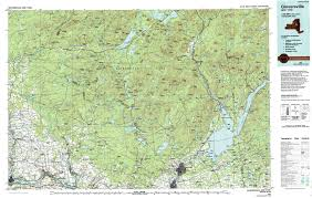 map new york state new york topo maps topographic maps 1 100 000