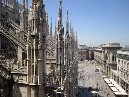 Google Milan In One Picture How Milan U0027s Duomo Defines Architecture
