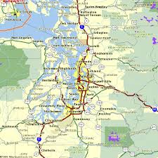 seattle map maps map