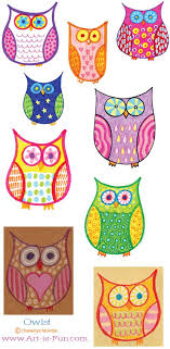 Marvelous Design Ideas Colored Pictures Of Owls Dont Eat The Paste Owl Coloring Ideas
