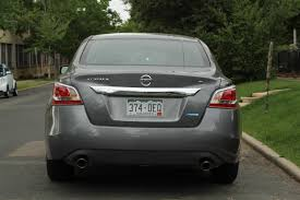 nissan altima sport 2014 rental review 2014 nissan altima s the truth about cars