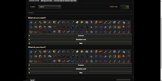 Poe Maps Currency Poe Trade Updated With New Tabs Pathofexile