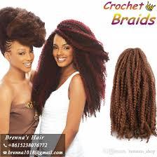 colors of marley hair 2018 cheap afro kinky marley braiding hair 18 bulk curly crochet