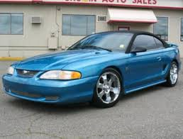1995 ford mustang gt for sale custom ford mustang gt convertible 95 for sale in washington