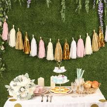 wedding backdrop garland compare prices on gold fringe decor online shopping buy low price