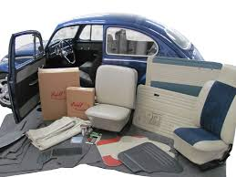 Tmi Interior 1965 Vw Bug Vw Bug Interior Kits Jbugs