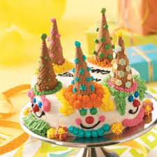 birthday clown cake recipe taste