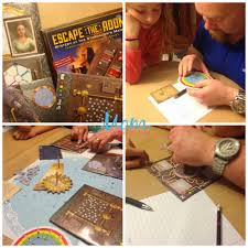 escape the room game by thinkfun review