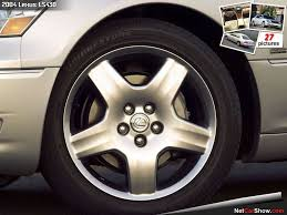 lexus is oem wheels ca wtb ls430 oem or gs350 oem wheels clublexus lexus forum