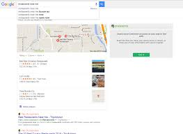 Map Of Restaurants Near Me Switch To Street View In Google Maps Search Results Web