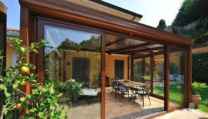 vetrata veranda vetrate scorrevoli tecnoart infissi e verande