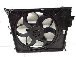 radiator fan bmw x3 e83 2 0 d 176387