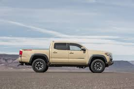 Toyota Tacoma Double Cab Long Bed 2016 Toyota Tacoma V 6 First Test Review Motor Trend