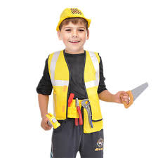construction worker costume kids construction worker costume worker play set career