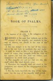 guess givens bible record