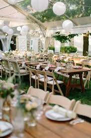Backyard Wedding Locations 20 Sweet Reception Table Décor Ideas For Small Intimate Weddings