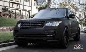 land rover lr4 black range rover supercharged