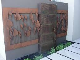 wall art ideas design tropical best outdoor wall art metal large