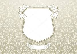 baroque ornamentation with shield stock vector scusi0 9 22731607