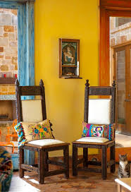 best 10 mexican hacienda decor ideas on pinterest mexican style love the simple color of the chairs and the beautiful eye catching colors of the mexican chairshacienda stylehacienda decormexican