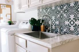 Sink For Laundry Room by Budget Friendly Laundry Room Makeover Claire Brody Designs