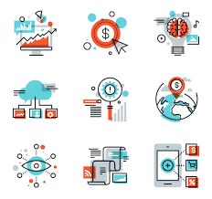 marketing icons 6 067 free vector icons
