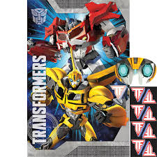 transformers party transformers party supplies transformers party