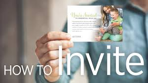 invitation to media to cover an event how to invite someone to a class dōterra essential oils