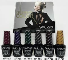 l rakuten global market brand new opi gelcolor celebrate color