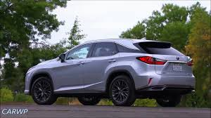 test lexus rx 450h youtube design lexus rx 450h 2016 f sport 60 fps vídeo dailymotion