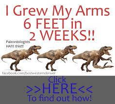 T Rex Arms Meme - pic 3 t rex arm jokes are always short 213416 jpg 610纓549