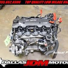 06 11 honda civic 1 8l r18a sohc vtec engine ex lx dx dallas jdm