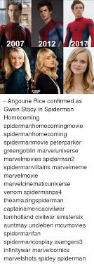 Spiderman Rice Meme - 25 best memes about gwen stacy gwen stacy memes