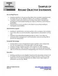 What Does Career Objective Mean In A Resume Objective Resume Objective Statement Example