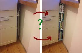 cabinet gap filler hackers help filling a gap between kitchen cabinets and wall