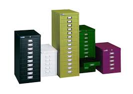 Bisley 5 Drawer Cabinet Drawer Cabinet 5 Drawers Locking Choice Of Colours