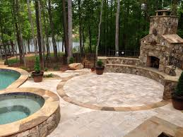 Outdoor Livingroom Outdoor Stone Fireplace Charlotte Nc Masters Stone Group