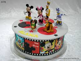 disney film reel cake lights camera cakescrazy bespoke kids