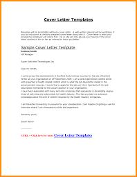 sample cover letter for resume word doc cover letter sample doc