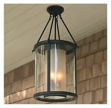 quentin pendant weathered zinc home outdoor