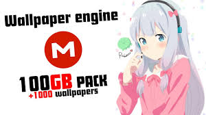 wallpaper engine info pack wallpapers hd mega wallpaper engine youtube
