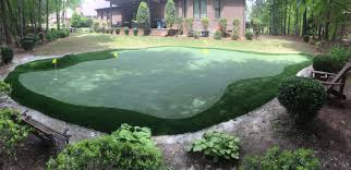 atlanta putting greens