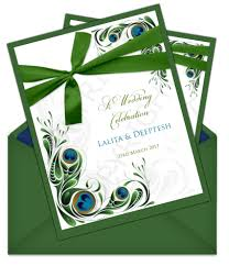 Indian Wedding Card Templates Luxury Indian U0026 Asian Email Wedding Card Design