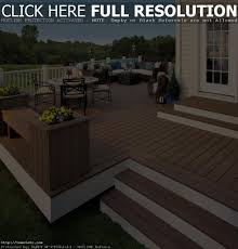 Backyard Deck Designs Pictures by Backyards Awesome Cool Above Ground Pool Deck Plans Ideas Slides
