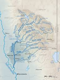 California rivers images Feather river american rivers png